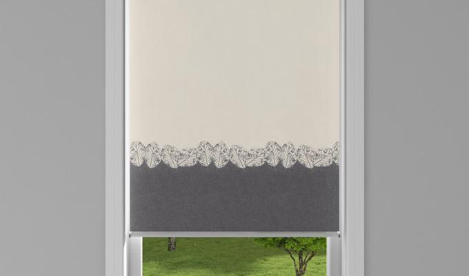 Roller Window- Arden Noir