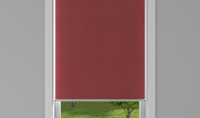 Roller Window- Atlantex Cherry