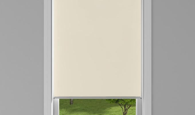 Roller Window Atlantex Cream